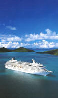 Just Deluxe Cruises (1-800-845-1717): Crystal Cruises in the Caribbean 2016/2017/2018/2019